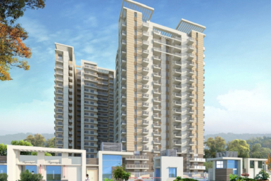 Eldeco Acclaim Residential Project