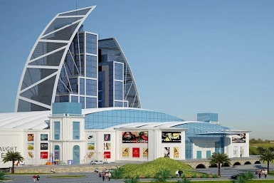Omaxe Connaught Place Mall - Commercial Project at Greater Noida